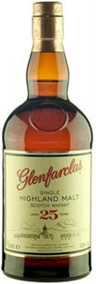 Glenfarclas Scotch Single Malt 25 Year 750ml